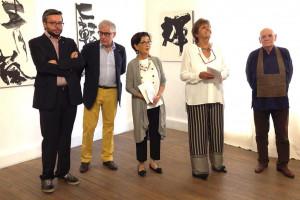 'La memoria dei sogni': Kazuko Hiraoka espone a Bra