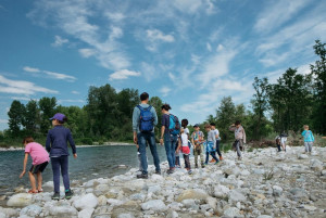 Tante novità nell'offerta didattica e formativa del Parco fluviale Gesso e Stura