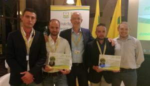 Oscar Green Piemonte: Coldiretti premia le intuizioni di tre cuneesi