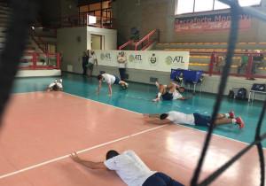 Vbc Mondovì: definito lo staff fisioterapico