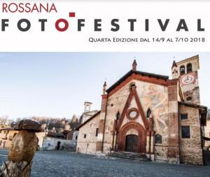 Dal 14 settembre al 7 ottobre il 'Rossana Foto Festival'