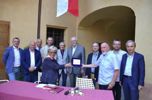 Festeggiati trent'anni di gemellaggio con Spreitenbach