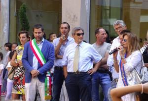 Inaugurati i locali dell'Istituto 'Tesauro' di Fossano che ospitano la scuola primaria 'Levi'