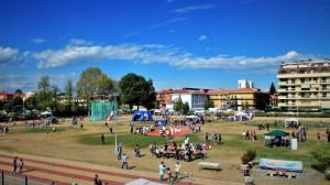 Domenica 'Cuneo vive lo sport' al campo sportivo 'Walter Merlo'