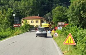 Valle Varaita: conclusi i lavori di manutenzione sul ponte tra Rossana e Piasco