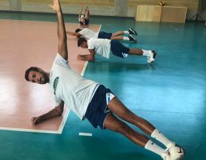 VBC Mondovì, prosegue la preparazione: primi allenamenti congiunti