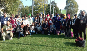 Delegati di 'Terra madre-Salone del gusto' ospiti delle famiglie della condotta 'Langhe Dogliani Carrù'