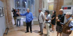 Doppia visita guidata tematica alla mostra fotografica su Michele Pellegrino