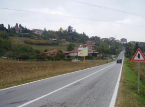 Al via i lavori per l'allargamento della strada provinciale Bra-Cherasco