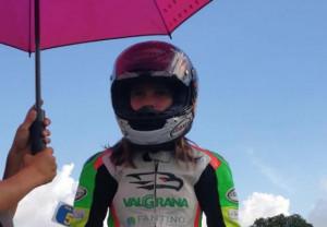 Motociclismo: Arianna Barale chiude la stagione con un undicesimo posto