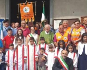Dopo oltre 25 anni don Agostino Tallone lascia la parrocchia di Rifreddo