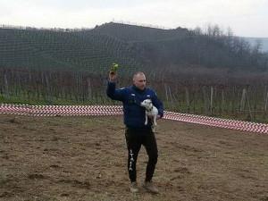 Il saluzzese Maurizio Paschetta a caccia di un altro singolare record