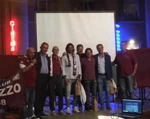 Gigi Lentini ospite d'eccezione per i 50 anni del Toro Club Saluzzo