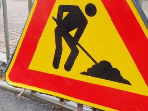 Lavori di bitumatura sulle strade provinciali del Saluzzese