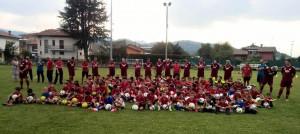 Si è aperta con l'Open Day la collaborazione tra Boves Mdg e Torino Fc Academy