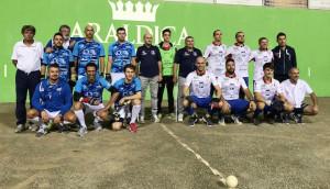 Pallapugno, Serie A: l'Araldica Castagnole Lanze elimina la Olio Roi Imperiese