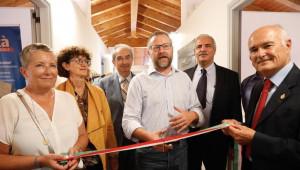Inaugurata a Cuneo la nuova sede del Csv Società Solidale