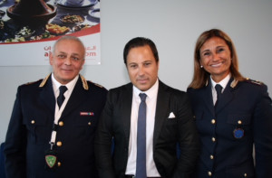 Per la prima volta una donna al comando della Polizia di Frontiera all'aeroporto di Levaldigi