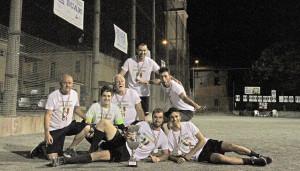 Pallapugno: il Centro Incontri di San Pietro del Gallo vince lo scudetto di Serie C1
