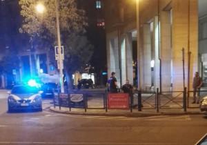 Rissa in corso Giolitti: sul posto le forze dell'ordine