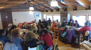 Giornata di incontro tra le equipe del Parco del Monviso e del Parco naturale regionale del Queyras