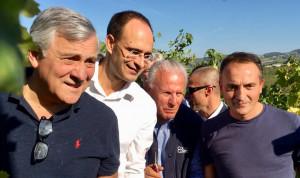 Tajani ad Alba: 'Combattiamo perché l'agricoltura non subisca tagli per la Brexit'