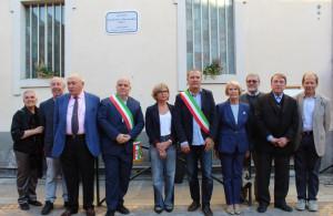 Alba: una piazzetta in memoria di Gianfranco Alessandria