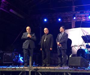 Alba: in tanti al concerto di Tosca in ricordo di San Giovanni Paolo II