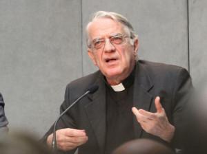 A Centallo un incontro con padre Federico Lombardi, ex portavoce di Papa Benedetto XVI