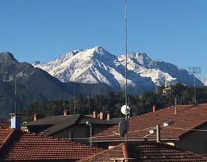 La prima neve sulle montagne della provincia Granda (LE FOTO)
