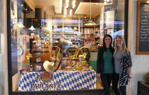 Oktoberfest Cuneo: è del bar Edelweiss la vetrina più bella