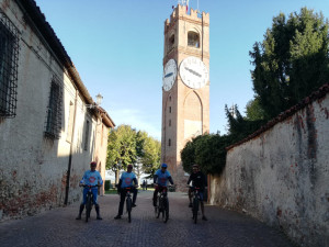 In e-bike da Vicoforte a Mondovì Piazza