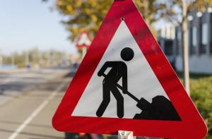 Demonte: proseguono i lavori sulla pavimentazione della statale