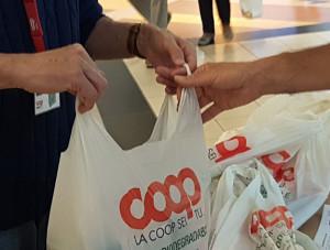 Il 13 ottobre a Cuneo torna 'Dona la spesa' con Nova Coop