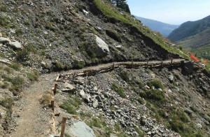 Due interventi dei Forestali della Regione nel Comune di Crissolo