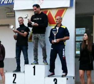 Il cuneese Fabrizio Carlino ha concluso il Supermoto Italian Trophy in seconda posizione