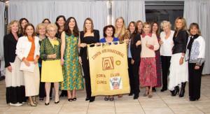 Zonta Club Cuneo: la nuova presidente Lucia Costa Giani ha aperto l'anno sociale