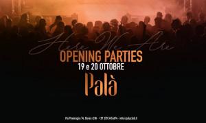 Riapre il Palà di Boves: la prossima settimana due serate inaugurali