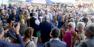 Oktoberfest da record: oltre 120 mila visitatori in 12 giorni