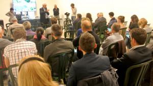 Alstom illustra i progetti di welfare e smart working al Roccolo di Busca