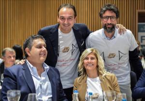 Toti ad Alba: 'Importante tenere una luce accesa su Genova'