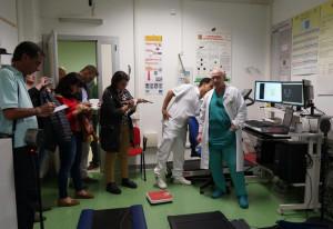 Apparecchiature all'avanguardia al laboratorio di biometria e posturologia del Santa Croce