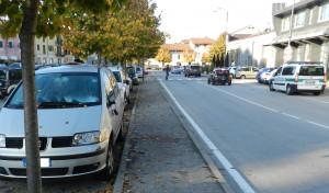 Bra: danneggia cinque auto in sosta, identificato dalla Polizia Municipale