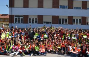 Giornata ecologica a Busca, il sindaco Gallo: 'Dai ragazzi un esempio per tutti'