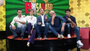 La Pro Dronero protagonista su Rai Due a 'B come Sabato'
