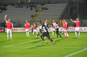 Botta e risposta Kanis-Russo: buon pareggio per il Cuneo a Siena