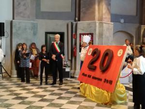 Inaugurata la ventesima edizione della Fiera del Marrone