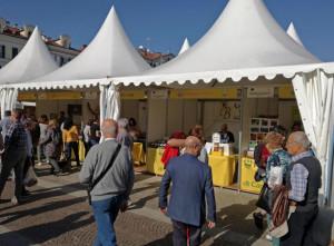 Coldiretti, al via il mercato 'Campagna Amica' alla Fiera del Marrone di Cuneo