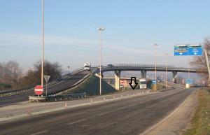Alba: chiusa al traffico la rampa Rb della tangenziale tra mercoledì 24 e giovedì 25 ottobre