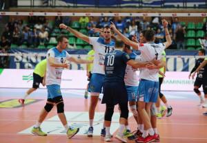 Pallavolo A2/M: esordio casalingo vincente per Cuneo